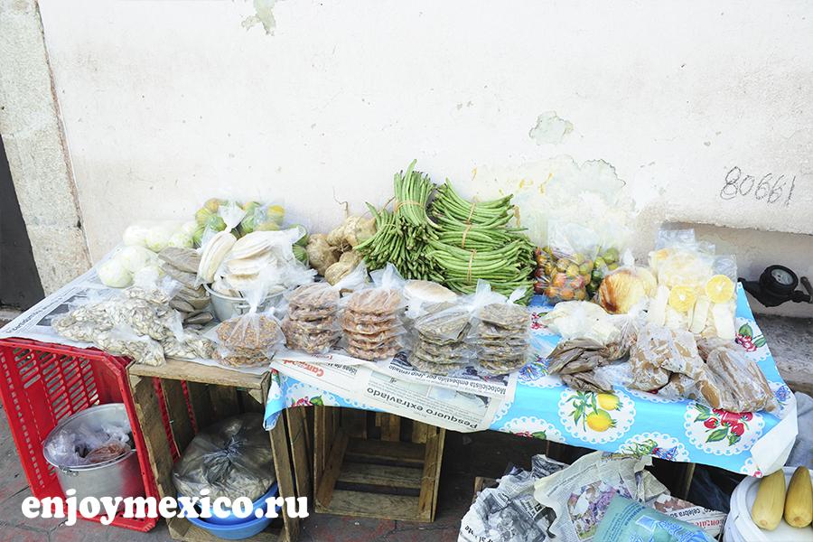 уличная еда вальядолид мексика