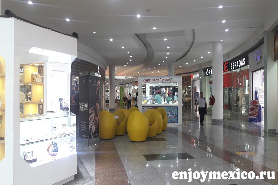 шоппинг мол в канкуне