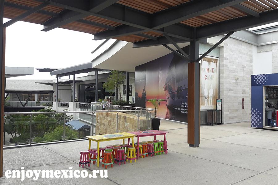 детская площадка в пуэрто канкун