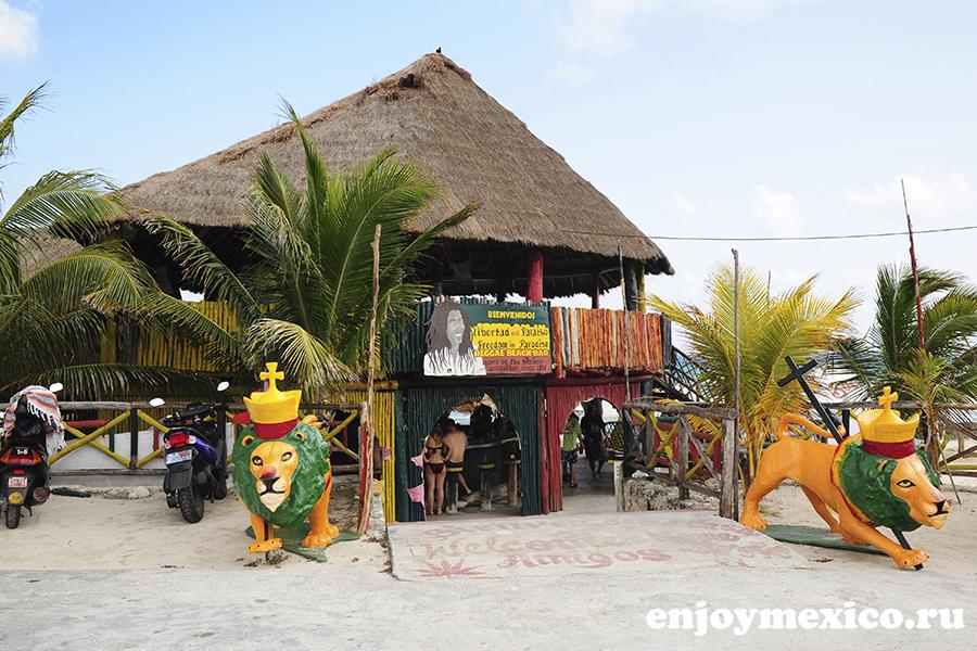 бар в мексике косумель