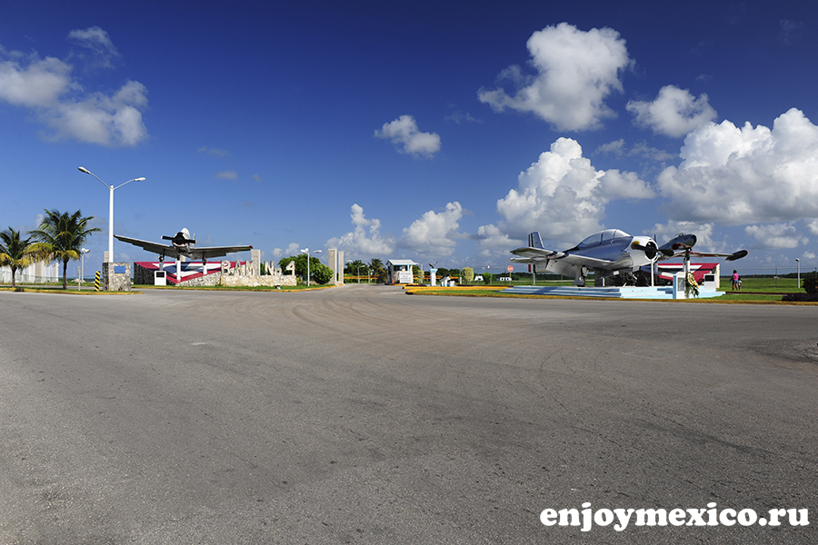 косумель мексика аэропорт