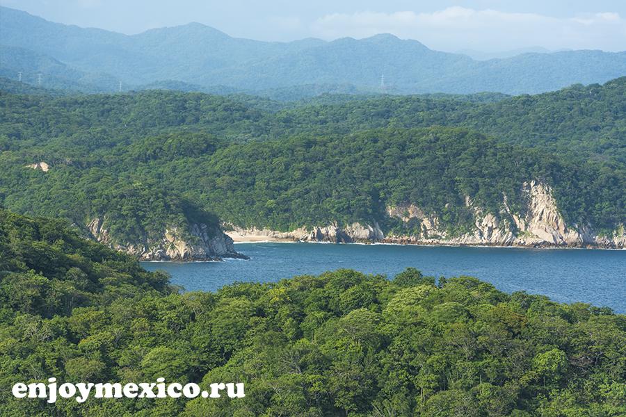 бухты уатулько мексика фото
