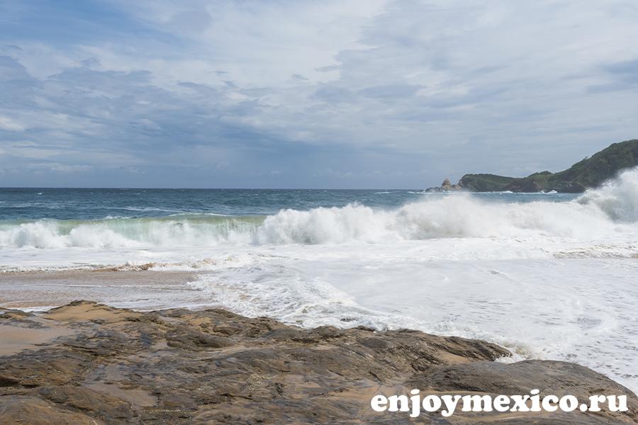 масунте мексика тихий океан