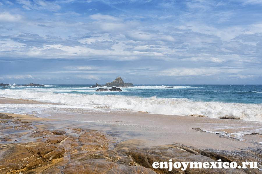 мексика масунте фото моря