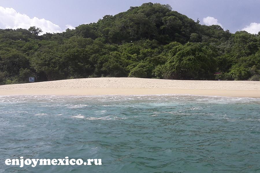 пляж эсперанса уатулько