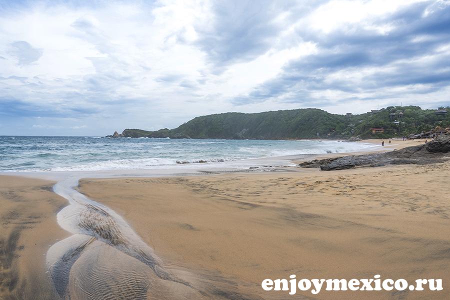 пляж фото масунте мексика