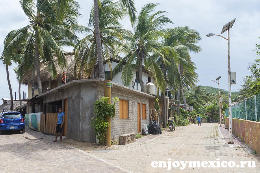 пляж масунте мексика вход