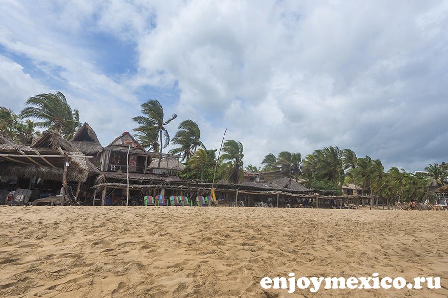 пляж в масунте