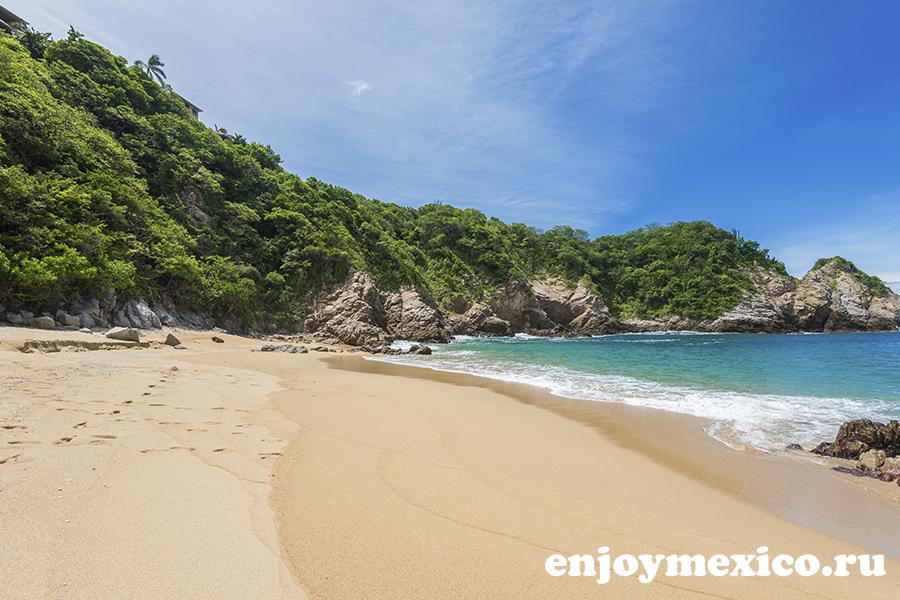 пляж виолин уатулько мексика фото