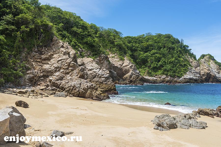 пляж уатулько мексика фото