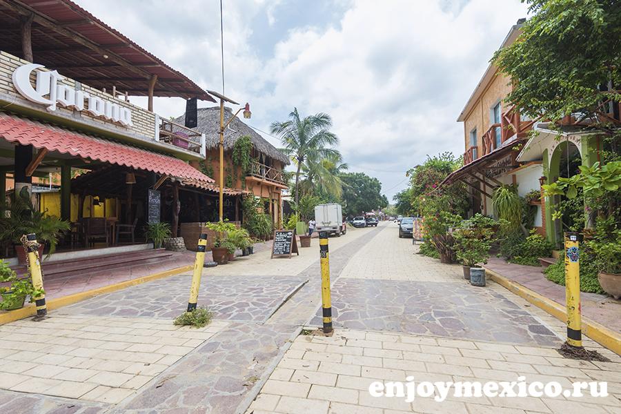 центр зиполите мексика