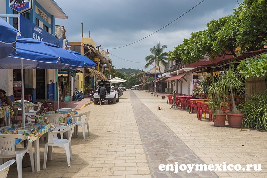 центр зиполите в мексике