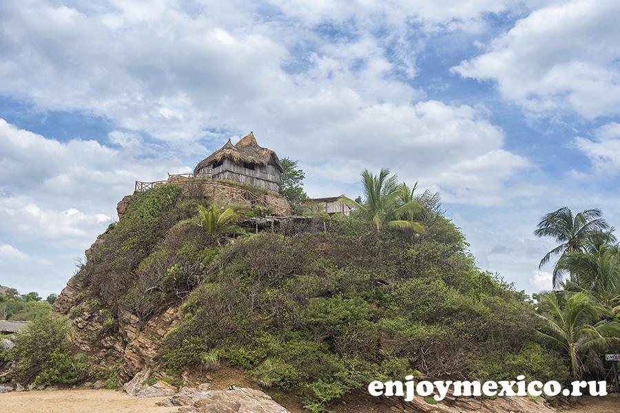 зиполите мексика отель на горе
