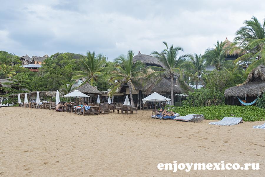 зиполите отель на берегу фото