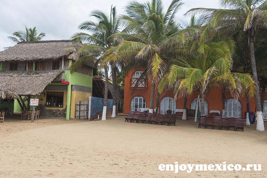 зиполите в мексике отель