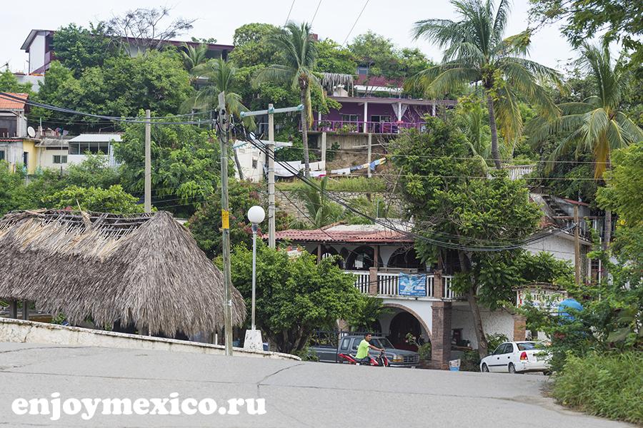 мексика пуэрто ангель