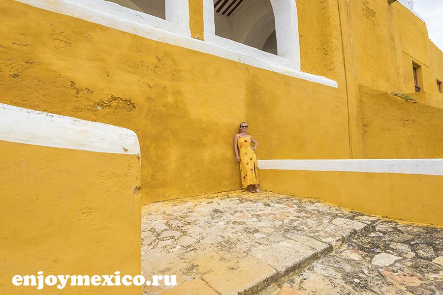 фото из мексики изамаль