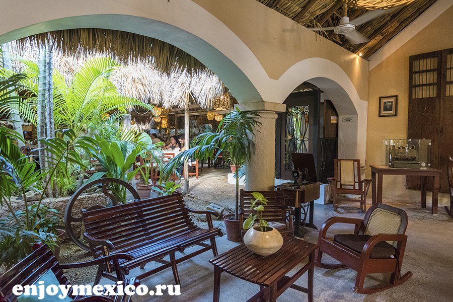 фото ресторана в мексике