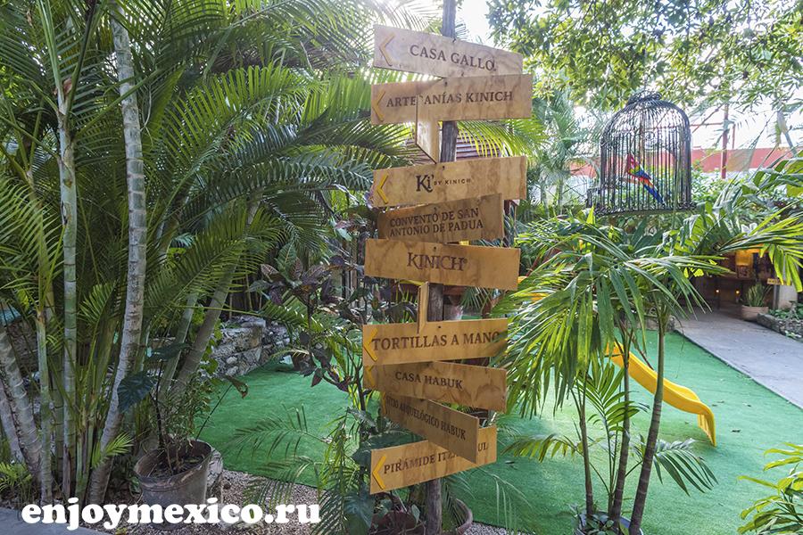 куда идти ресторан в мексике