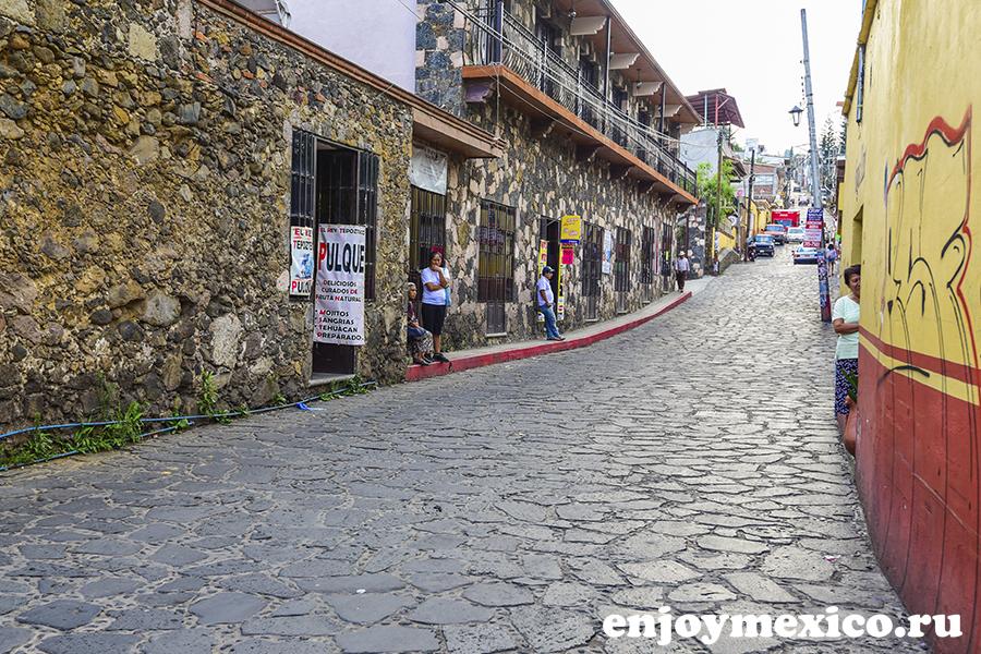 мексика улицы города