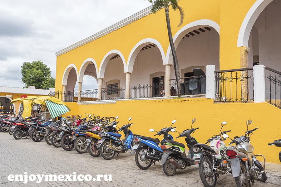 мотоциклы в мексике