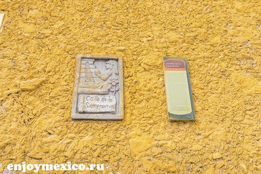 название улиц мексика фото