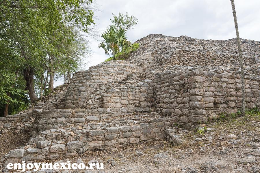 пирамиды в изамаль мексика фото