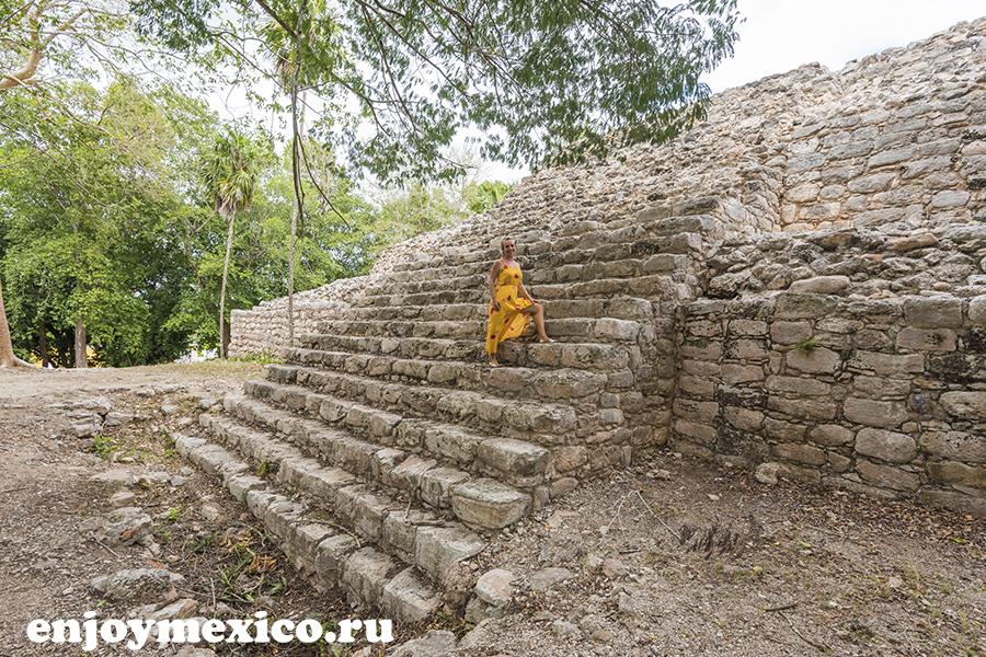 пирамиды в изамаль мексика