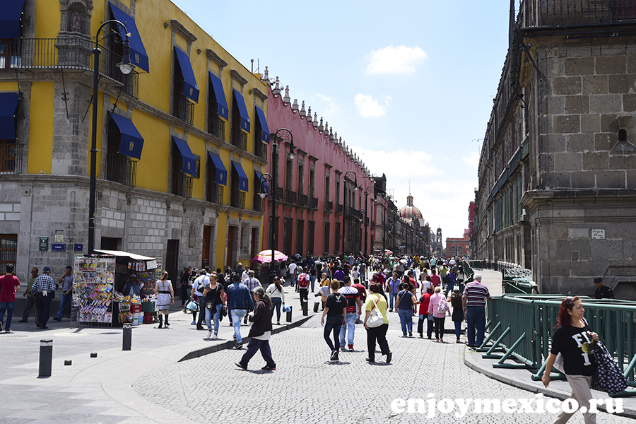 страшно ли в мексике