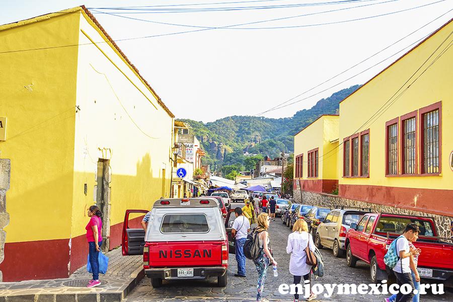 страшно ли на улицах в мексике