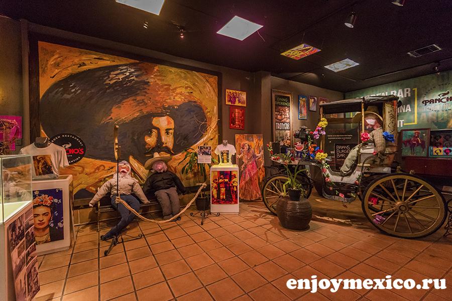 фото панчо ресторан мерида мексика