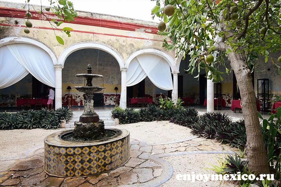 организация артистов в мериде мексика