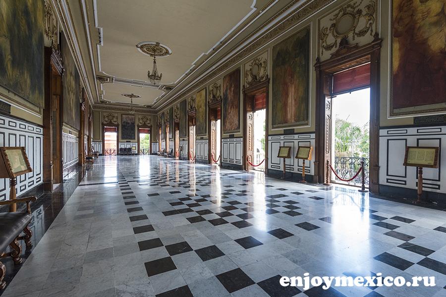 городской дворец правительства мерида фото изнутри