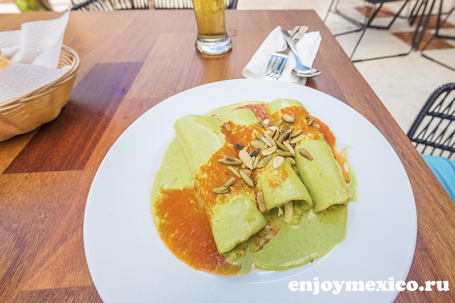мексиканская кухня мерида