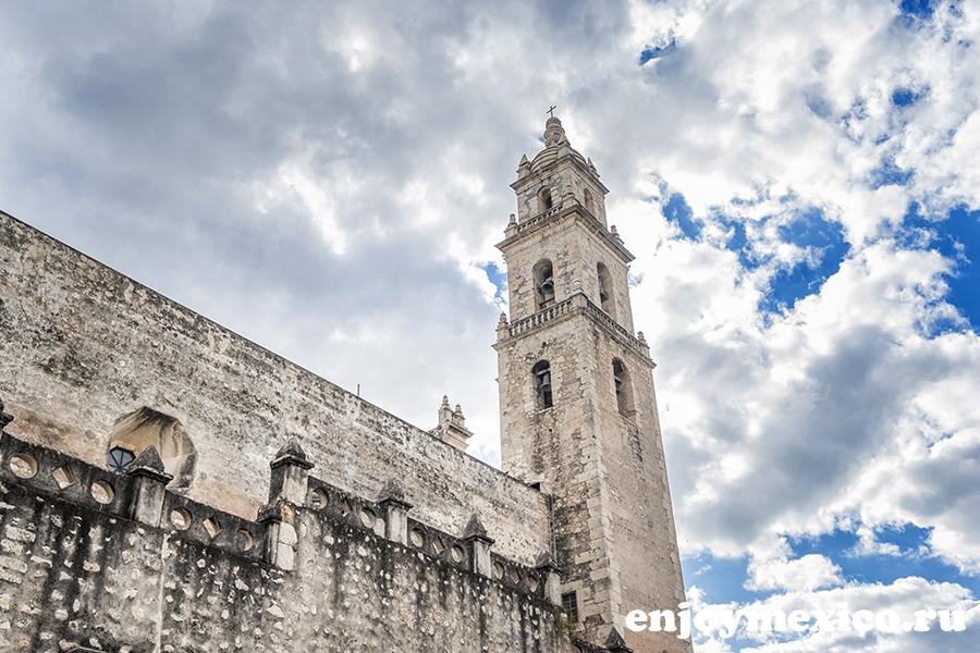 мерида мексика главный собор