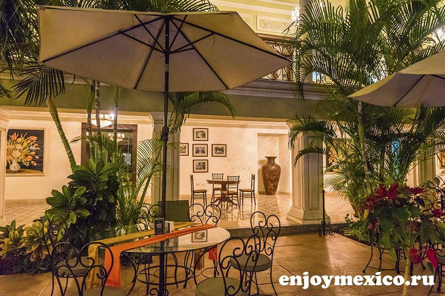 отель ресторан масьон мерида фото
